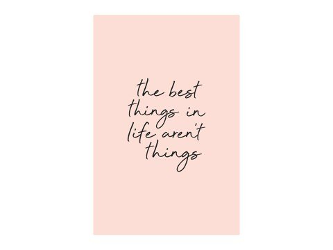 The Best Things In Life rose