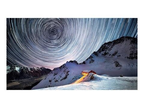 Magische Sternspiralen