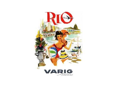 RIO - VARIG Airlines