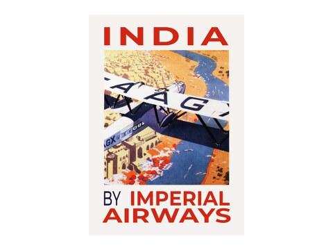 India - by Imperial Airways