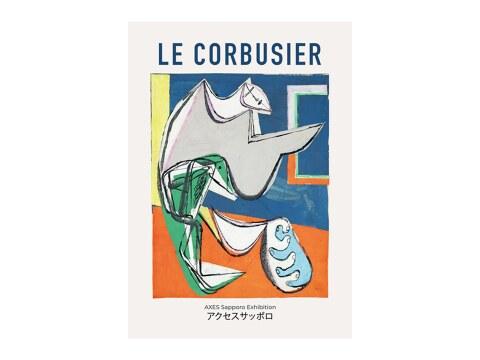 Le Corbusier - AXES Sapporo Exhibition