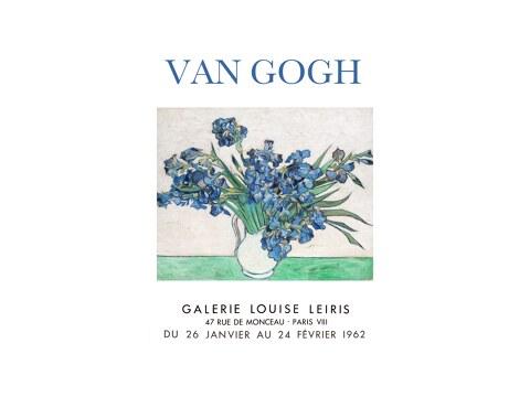 Van Gogh - Galerie Louise Leiris