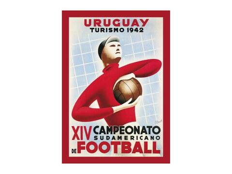 Uruguay Turismo 1942