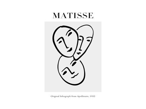 Matisse - Apollinaire 1952