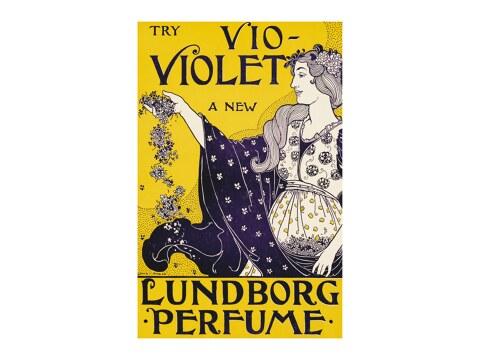 Vio-Violet Perfume