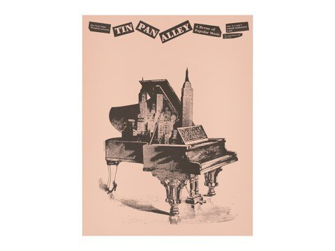 Tin Pan Alley - eine Revue der Popmusik