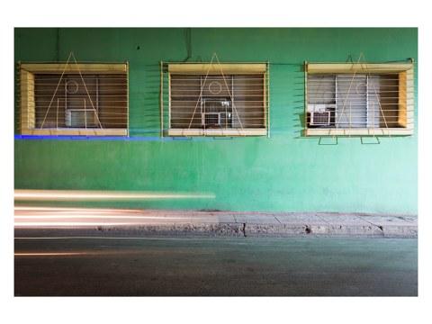 Fassade in Kuba