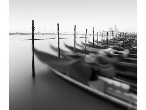 Gondola - Study 10 Venedig