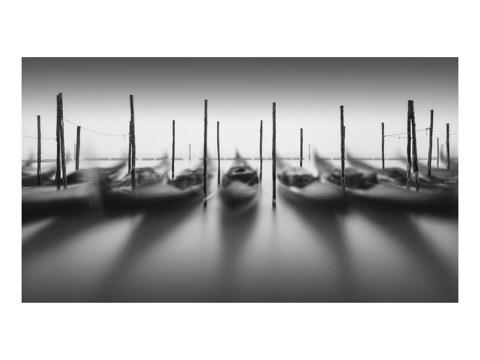 Gondola Study - Venedig