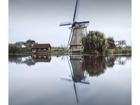 Kinderdijk Study 2 - Niederlande