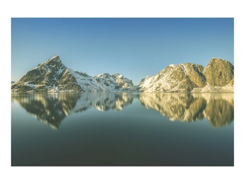 Lofoten Mountains