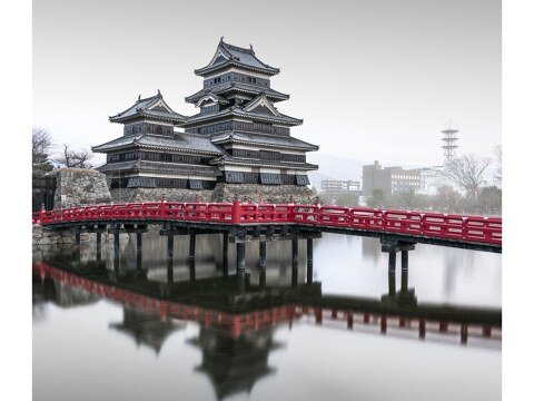 Matsumotu Castle II Japan