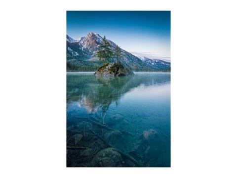 Morgenstund im Alpenland