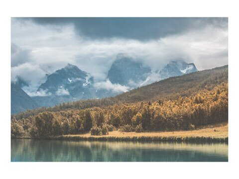 Norwegen Herbst