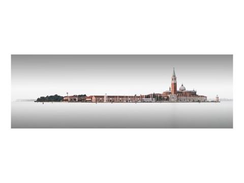 San Giorgio Maggiore Panorama Venedig