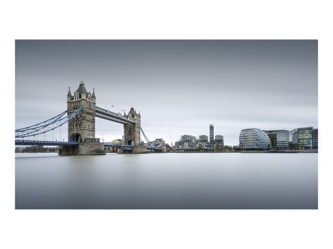 Skyline Study 2 - London