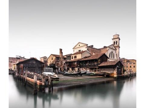Squero di San Trovaso Venedig