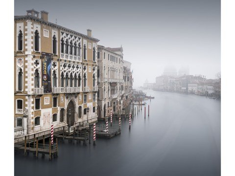 Venedig - Palazzo Cavalli Franchetti - Study 2