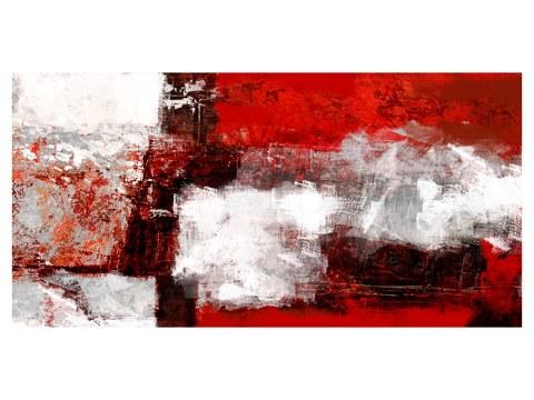 abstrakt Panorama Bild