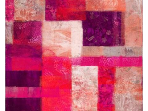 abstrakt Vierecke