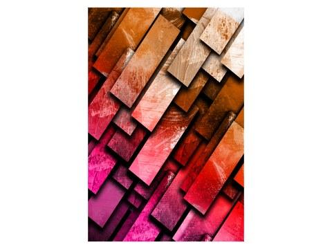 abstrakte Kacheln