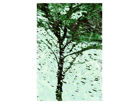 Baum Motiv abstrakt