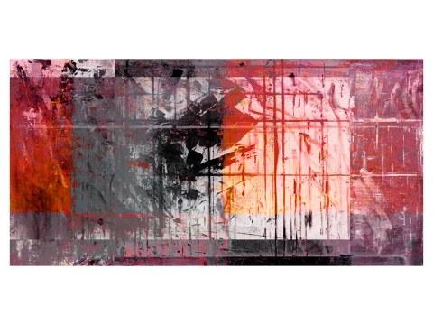 abstrakter bilddruck