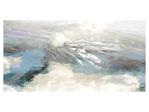 abstraktes Wasser