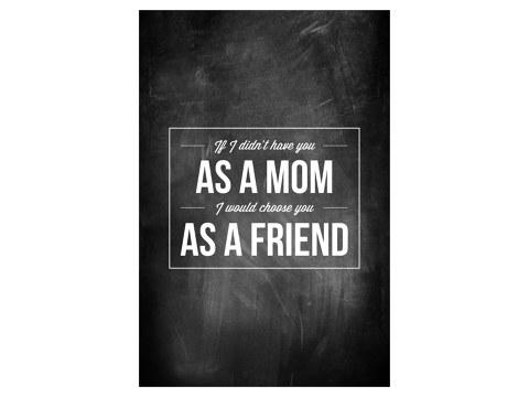 As a Mom