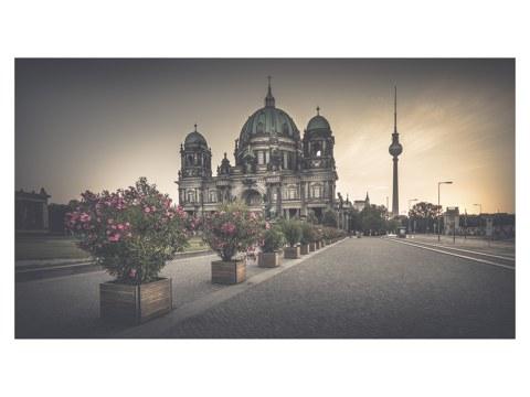Domblick in Berlin