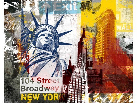 Bild New York Modern