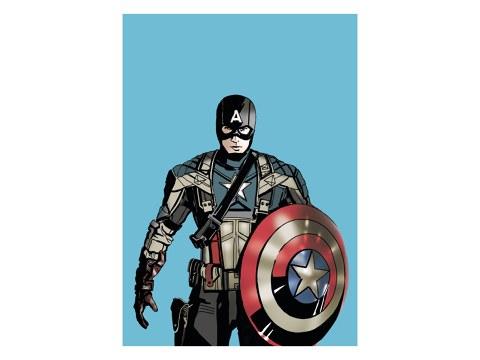 Captain America Bild