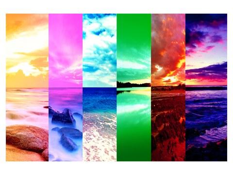 Natur Collage