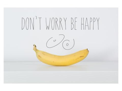 Don't Worry Be Happy Bild