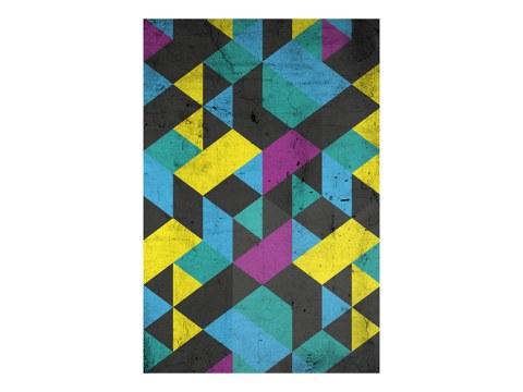 Dreieck Muster