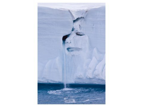 Eisbrocken Bild