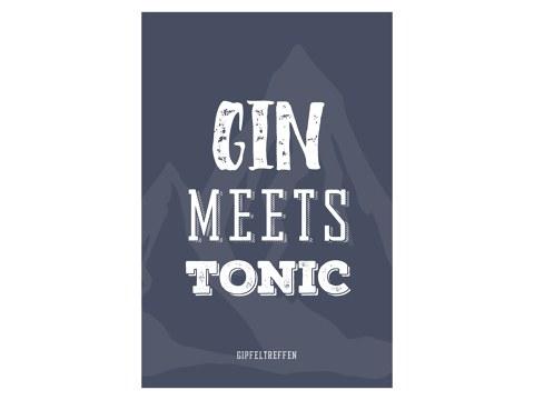 Gin meets Tonic