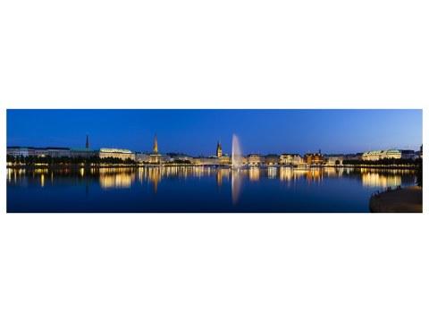 Hamburg Alster Bild