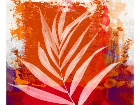 Herbstbild gemalt