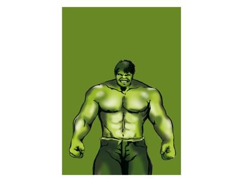 Hulk Bild