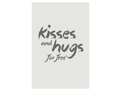 Kisses and Hugs Motiv