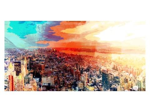 Manhattan Illustration