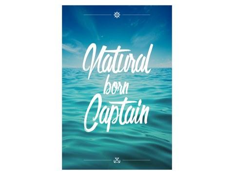 Natural Born Captain