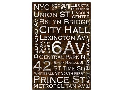 New York schwarz weiß Bilder