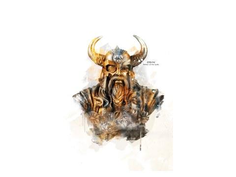 Odin - Father of the Gods