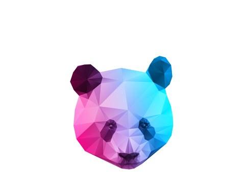 Panda Bild
