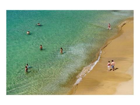 Papagayo Beach Bild