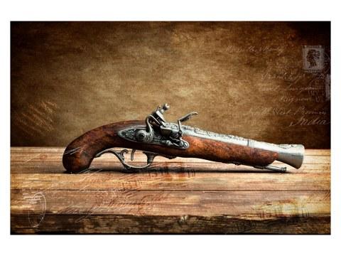 Pistole Bild