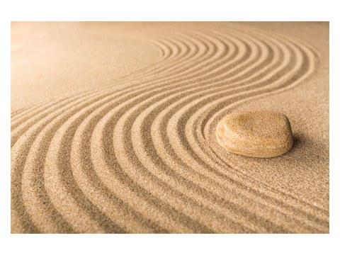 Sand Motiv