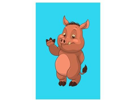 Schwein Kinderbild